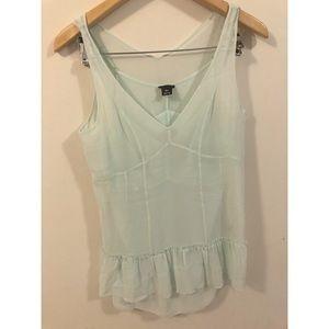 💕 Club Monaco Silk blouse